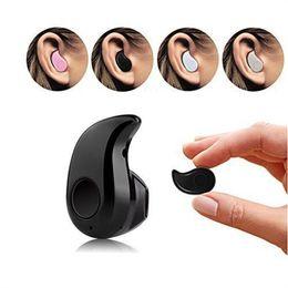mini fone ouvido bluetooth Rebajas 2017 S530 Mini auriculares estéreo inalámbricos Bluetooth con micrófono Fone De Ouvido Universal para iPhone Samsung