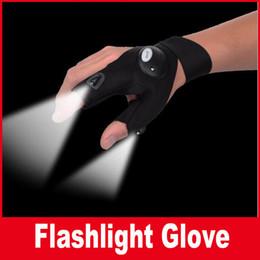 Wholesale Outdoor Lighting Repair - NEW led light gloves luminous sports auto repair,fishing lighting glove outdoor repair led Camping gloves cycling gloves