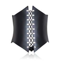 Wholesale Women Sexing Clothing - Adjustable waist training croset tops, sex fetish clothes, adult bdsm bondage, female sex chastity belt, bdsm sex toys for woman