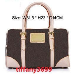 Wholesale Media Packages - Free Shipping !!! New Brand Name Fashion Female Package PU leather handbags women bags brands designers tote shoulder bags