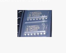 Компьютерные чипы онлайн-TJA1055T в наличии новый и оригинальный IC бесплатная доставка чип бортовой компьютер