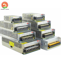 Wholesale Power Supply Module Ac Dc - 1A 2A 3A 5A 8.5A 10A 15A 20A 30A LED power supply transformer AC DC 12V LED switching power supply 110v-240V FOR LED STRIPS module light