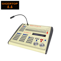 Wholesale Various Design - TIPTOP New Sunny 512 DMX512 CONTROLLER Special Design Console Support Control Various Scanners Double CPU Work High Speed MCU