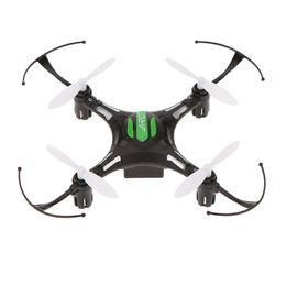 Wholesale Wholesale Professional Rc - Original JJRC H8 Mini Drone 2.4G 4CH 6 Axis RTF RC Quadcopter 360 Degree Roll CF mode One Press Return professional drones