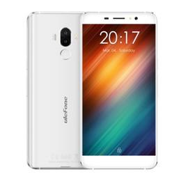 Wholesale Tri Sim Android 3g Smartphone - Ulefone S8 5.3 inch 3G Smartphone Quad Core 1GB RAM 8GB ROM 2.5D Screen Dual Rear Camera Fingerprint Scanner