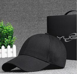 Wholesale Snapback Simple - Simple Pure color cotton Adult Unisex Casual Solid Adjustable Baseball Caps Snapback hats for men baseball cap
