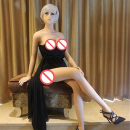 Wholesale Sexy Real Doll Pussy - Blond Sex Dolls No Blow Up Doll Vagina Real Pussy Sexy Doll Chinese Lifelike Adult Love Toys