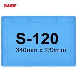 SALDANTE AD ARIA CALDA S140 35x25cm Pad Tappetino Scrivania piattaforma di manutenzione
