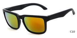 Wholesale Black Ken Block Sunglasses - hot Free Shipping Brand Designer Spied Ken Block Helm Sunglasses Multicolour Coating Lens Men Oculos De Sol Sun Glasses 21 Colors