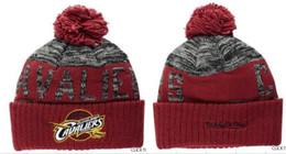 Wholesale Mix Match Beanies - newst Cleveland Indians Beanies Team Baseball Pom Knit Hats Sports Cap Beanies Hat Mix Match Order kint cap