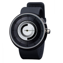 Wholesale Fire Resistant Plastic - 2017 men's gift men creative black fire design wristwatch breathe freely strap sports casual fashion quartz watches