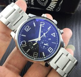 Wholesale Men Military Mechanical Watches - New men Automatic mechanical watch military multifunctional sports brand mens watches full steel watch Luxury Brand Watches sports Military