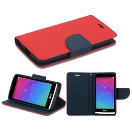 Wholesale Covers For Zte Leather - For Samsung J7 Perx Sky Pro J7 Prime ZTE Prestige 2 9136 Max XL N9560 Blade Max 3 Z986 PU Leather Wallet Case Kickstand Cover Card Slot