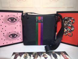 Wholesale Envelope Handbag Vintage Shoulder Bag - Men Canvas bags G brand luxury Designer bags Original fashion man handbag size:28*27*4cm model 164734591