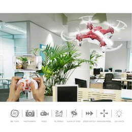 Wholesale Mini Wifi Transmitter - F17860 61 FQ777 951W WIFI Mini Pocket Drone FPV 4CH 6-axis gyro Quadcopter with 30W Camera Smartphone Holder Transmitter