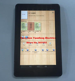 Wholesale Ereader Touch - Wholesale- eReader 7 inch e Book Android 4.2 color IPS touch screen 1024x600 WiFi 5GB e-Book Reader