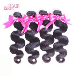 Wholesale Wholesale Hair Pieces For Sale - Brazilian Body Wave Hair Extension Weft Brazilian Vietnamese Russian European Virgin Hair Weave 4Pcs Unprocessed Human Hair Bundles For Sale