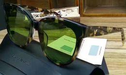 Wholesale Korea Sunglasses - Fashion charm brand blue sea legend Gianna Jun handsome South Korea Star sunglasses V brand sunglasses In Scarlet