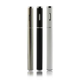 Wholesale Electronic E Cigarette Pen - BBtank Disposable E-cigarettes Pen BB Tank Vaporizer T1 CO2 Cartridge 500 puffs Electronic Cigarettes Vapor