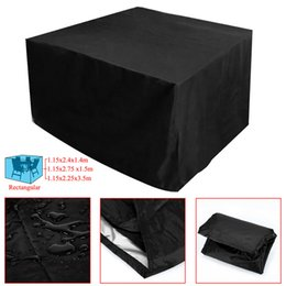 Wholesale Wholesale Furniture Pricing - Wholesale- High Quality Cheap Price 3 Different Size Rect BBQ Outdoor Garden Patio Table Desk Chair Furniture Cover Waterproof
