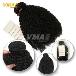 Wholesale 4a Hair - NEW Arrival Malaysian Kinky Curly Virgin Hair 1 Bundle Malaysian Curly Hair Malaysian Virgin Hair 4A 4B 4C 3A 3B 3C 8-30 inch