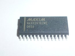 Wholesale Rs Regulator - MAX3241ECWI IC TXRX RS-232 LP 28-SOIC 7.50mm Width Surface Mount Transceiver