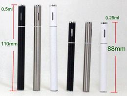 Wholesale Disposable Vapor Pens - BBTANK T1 Disposable E Vapor Pen WAX Oil O Pen BUD Automatic 510 Co2 Cartridge for Waxy Oil