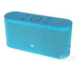 Wholesale Speaker Kingone - Wholesale-Original KingOne K9 TouchTone Bluetooth Speaker K9 Wireless Speaker TF card FM radio handsfree microphone