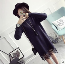 Wholesale Korean Geometric Print Sweater - Embroidered sweater lady cardigan short paragraph loose Korean students wild shirt spring jacket puff sleeves sweater