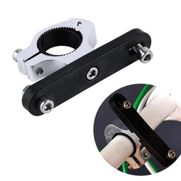 Wholesale Bicycle Handlebar Clamps - New Bike Bicycle Cycling Water Bottle Cage Holder Clamp Clip Handlebar Bracket Mount PTSP free shipping