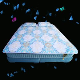 Wholesale Summer sleeping mat pillow case rattan pillow latex pillowcase pillow case pair of pillow cases