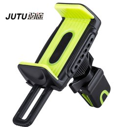 Wholesale Dvr Mobile Phone - Wholesale- JUTU 360 Rotating mobile phone holder for car universal cell phone mount holder stand for iphone 6 6s 3.5-6.0inch Car DVR GPS