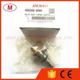 Wholesale fuel controls - DENSO Original 096360-0580 0963600580 Diesel Suction High Pressure Oil Pump Control Valve SCV For Toyota