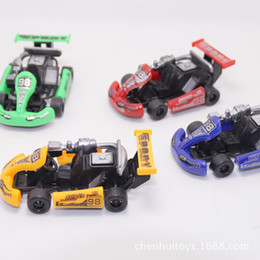 Wholesale Factory Bus - Go kart super warrior factory direct inertial toy wholesale