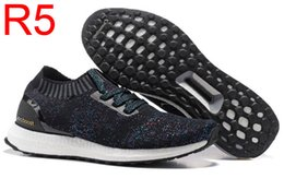 Wholesale Barefoot Trainers - TOP Ultra Boost Uncaged Women & Men Running Shoes Outdoor Barefoot Femme & Homme Trainer Walking Sneakers 1.0 2.0 3.0 Size 36-45 Eur