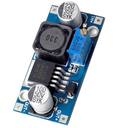 Wholesale step up boost converter - Wholesale- 400KHz Switching Frequency XL6009 DC-DC Adjustable Step-up Boost Power Converter Module DC to DC Converters Electronic