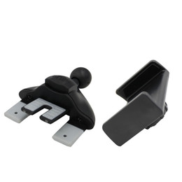 Wholesale universal phone dash mount - For Cell Phone GPS Univeral Holder Magnetic Car CD Dash Slot Air Outlet Mount Holder For Samsung LG HUAWEI ZTE Cellphone