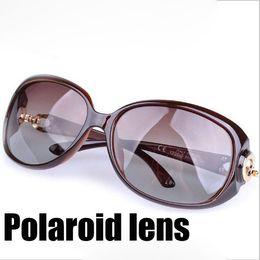 Wholesale Lady Sunglasses Wholesale - Wholesale- JIE.B New Design Fashion Women Sunglasses Lady Glasses Driving Goggle High Quality Polarized Big Discount