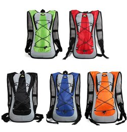 Wholesale Hydration Bladder Water Backpack - TPU 2L Straw Water Bag Backpack Men And Women Surperlaight Hiking Running Cycling Water Bladder Backpack Hydration Backpack