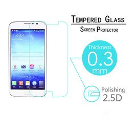Wholesale S4 Premium - 0.3MM 9H Tempered Glass For Samsung Galaxy J7 J3 J5 A3 A5 A7 A8 E5 E7 S3 S4 S5 S6 S7 Note 4 Note5 film Premium Screen Protector