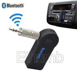 Canada Bluetooth voiture parlée sans fil Audio mains libres Kit voiture Bluetooth EDUP V 3.0 musique Transmetteur Récepteur de musique stéréo avec boîte de vente au détail Offre