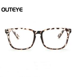 8588410881 Wholesale- Optical Myopia Glasses Fashion Clear Lens Eyewear Nerd Eye Glass  Frame Transparent Computer Eyeglasses Frame For Men Women