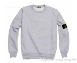 Wholesale Men S Cheap Sweatshirts - NEW 2016STONE MEN COAT FLEECE HOODIES ISLANDS JACKET cheap men's hoodies fashion cool men sweatshirts coat