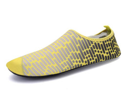 Wholesale Fin Socks - 24color Neoprene long Beach Socks Non-slip Antiskid Scuba Dive Boots Snorkeling Sock Flippers Wetsuit Seaside Shoes sply 350 Swimming Fins