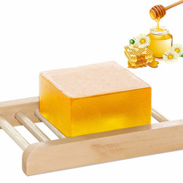 Canada FSHALL 100g 100% HandMade Blanchiment Peeling Glutathion Arbutin Miel Acide Kojic Savon Haute Qualité 3T5328 cheap high quality honey Offre