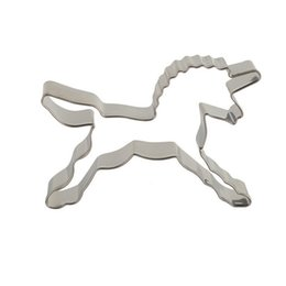 Wholesale Horse Mold - 1Pcs Hot Sale Unicorn Horse Cookies Cutter Mold Cake Decorating Biscuit Pastry Baking Mould Wholesale