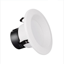 "Wholesale led downlight retrofit - LED Recessed Down Light 4"" 8W 5"" 6"" 12W UL Dimmable Lighting Fixture LED Ceiling Light LED Retrofit Downlight"