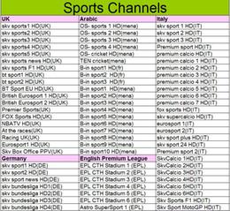 Wholesale ip sports - Europe IPTV Greece Subscription Iv HD Albania UK Germany Italia Turkey Russia Balkan Arabic Sport HD IP TV Channels Plus Live TV