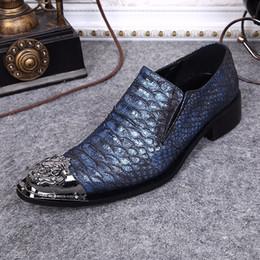2019 sapatos curtos homens curtos Negócio de luxo Homens Casuais Sapatos de Couro Macio Masculino Sapatos de Ferro Sapatos de Salto Plana Moda Respirável Botas Curtas Homens Vestido de Festa sapatos desconto sapatos curtos homens curtos