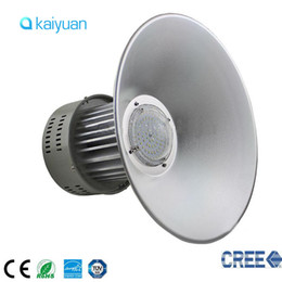 Wholesale Industrial Cree Led - factoroutlet High power 200w 150w 120w 100w 50w high bay light led industrial light fitting warehouse lamp flood light UL CREE chip 85-265v